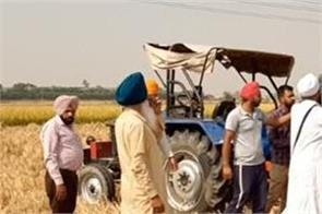 farmer straw no fire sant baba gurmeet singh effort
