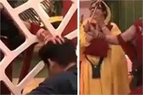 bigg boss 14  sidharth shukla and radhe maa signature dance