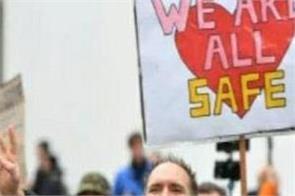 uk coronavirus protest