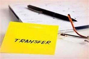 ips  pps  officers  transfers