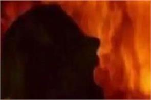 illegal affair dalit girl fire convict arrested