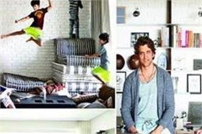 inside hrithik roshan s sea facing house situated in the heart of mumbai