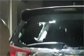 bjp president  attack  congress