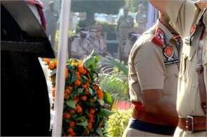 martyrdom police day jalandhar dgp dinakar gupta