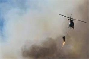 california fire loss