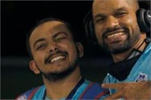 cricket shikhar dhawan dance punjabi song video