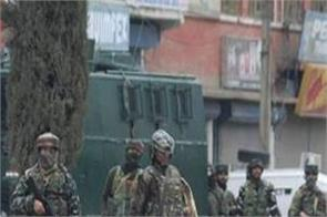 jammu and kashmir shopian encounter security forces 2 terrorists death