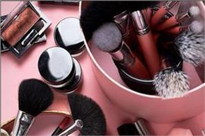 artificial makeup products beauty damaged