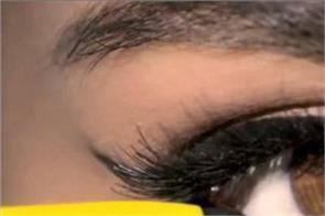 kajal eyes beautiful makeup