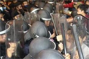 thailand declares emergency protest