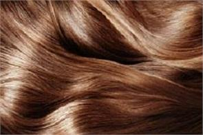beauty tips  hair will be shiny and soft  massage