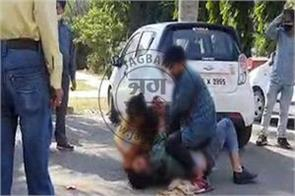youth attack in chandigarh