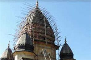 jammu and kashmir srinagar raghunath temple repaired