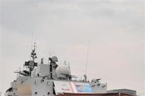 ins kavaratti join indian navy
