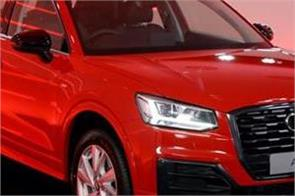audi launches its affordable q2 suv in india