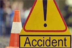 one killed  three injured in car crash