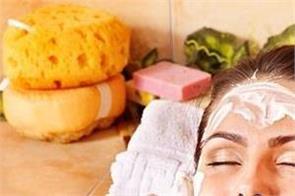 beauty tips  face  skin  banana  use