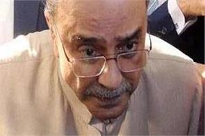 pakistan asif ali zardari