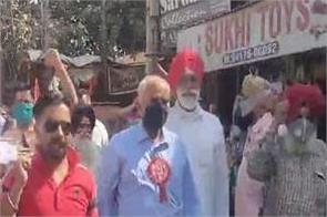 citu on hathras case punjab burns pm  s statue in protest