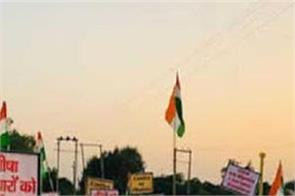 hathras incident candle march taken out in hisar