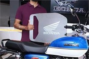 honda hness cb 350 delivery begins in india