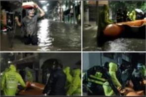 telangana lost 5000 crores due to rain  chief minister