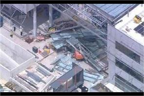 accident at construction site in germany  4 workers killed