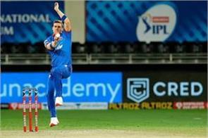 anrich nortje bowled the fastest ball in ipl history