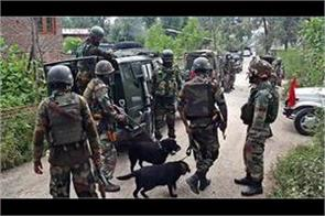 crpf camp grenade attack by terrorists in budgam