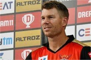 warner said after losing the match we need an extra batsman