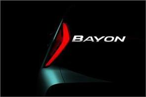 new hyundai bayon suv previewed before 2021 reveal