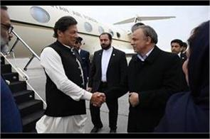 pakistan  s pm imran khan will pay his first visit to afghanistan