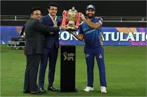 mumbai indians get rs 20 crore prize money