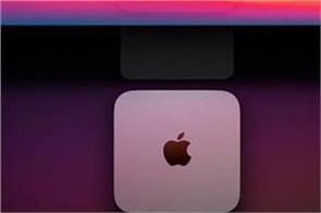 apple showed off an updated mac mini