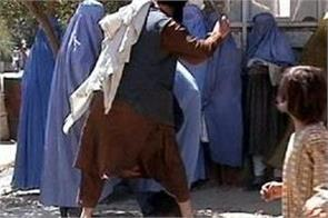 taliban turn violent against   working women
