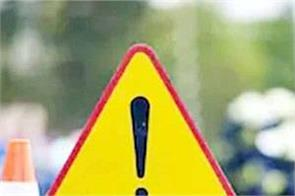 husband and wife killed in road accident