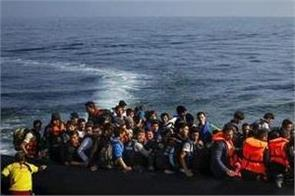 74 migrants killed shipwreck libya