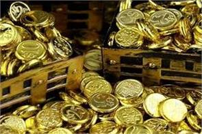 gold has become more expensive this year