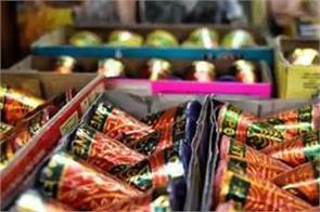 delhi cracker ban diwali traders suffering loss