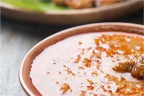 peanut sauce is very useful in winter season  here  s how to make it