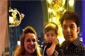 kapil sharma share his daughter anayra