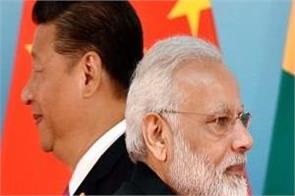 us report claims china considers india hostile