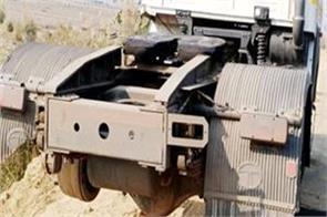 kalanaur  driver  himachal border  kidnapping