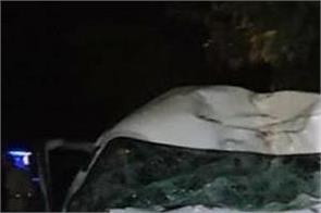 uttar pradesh road accident 6 people death