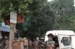 jammu and kashmir pulwama encounter security forces terrorist death