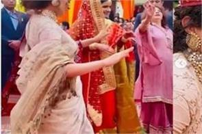 kangana ranaut pahari dance video at brother s wedding reception
