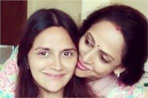 happiness knocks in deol family  ahana deol gives birth to twins