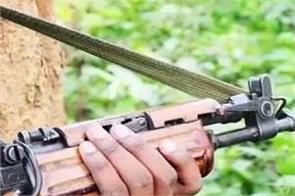 chhattisgarh security forces encounter naxal death