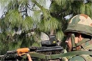 pakistan violated ceasefire in loc