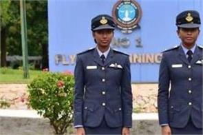 india  sri lanka air force  2 female pilots  appointment  congratulate